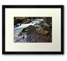 Pipers ~ River Framed Print