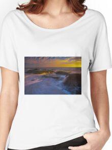 Sunset Spill Women's Relaxed Fit T-Shirt