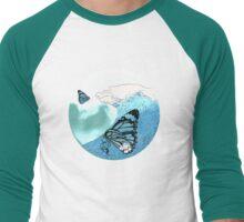 The Butterfly Effect Men's Baseball ¾ T-Shirt
