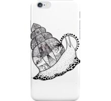 Snail of the World iPhone Case/Skin