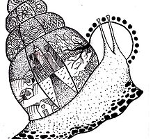 Snail of the World by Dariya Shmidt