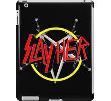 SLAYER CROSSOVER iPad Case/Skin