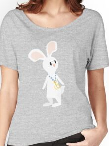 White Rabbit Women's Relaxed Fit T-Shirt