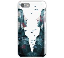 We are here are iPhone Case/Skin