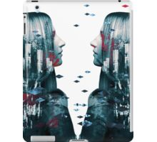 We are here are iPad Case/Skin