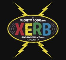 XERB Radio by superiorgraphix