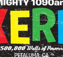 XERB Radio Sticker