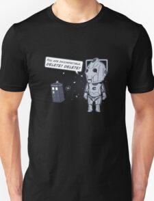 Delete! T-Shirt