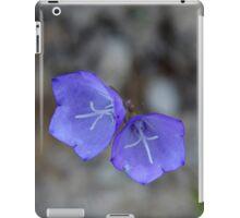 Blue Bells iPad Case/Skin