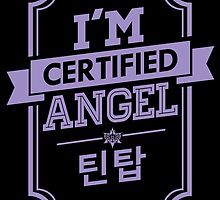 Certified TEEN TOP ANGEL by skeletonvenus