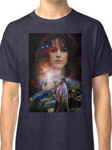 Woodstock Chasing Rabbits  Classic T-Shirt