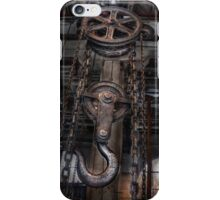 Steampunk - Industrial Strength iPhone Case/Skin