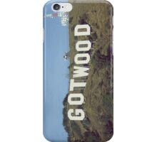 GOTWOOD iPhone Case/Skin