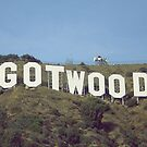 GOTWOOD by John Medbury (LAZY J Studios)