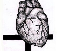 Satanic Heart by Dariya Shmidt