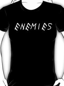 Enemies [Wite] T-Shirt
