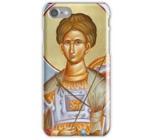 St Dimitrios the Myrrhstreamer iPhone Case/Skin