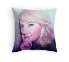 Margot Mythmaker Throw Pillow