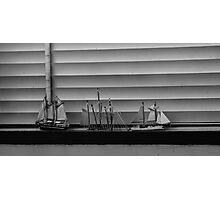 Venetian Boats! Photographic Print
