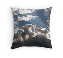 Storm Breaking Throw Pillow