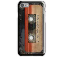 Awesome Mix replica  iPhone Case/Skin
