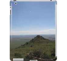 Over the hill iPad Case/Skin