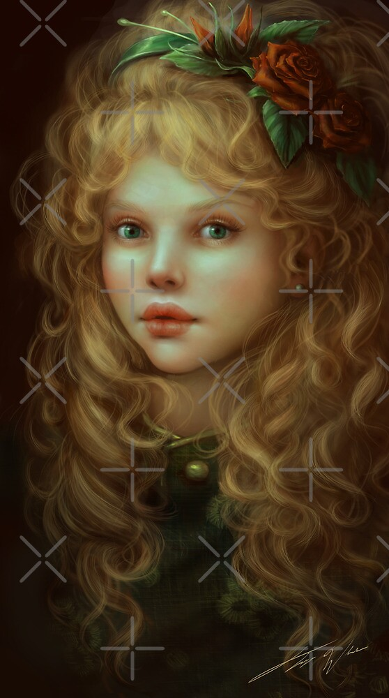 Rose by Tanya Wheeler Varga