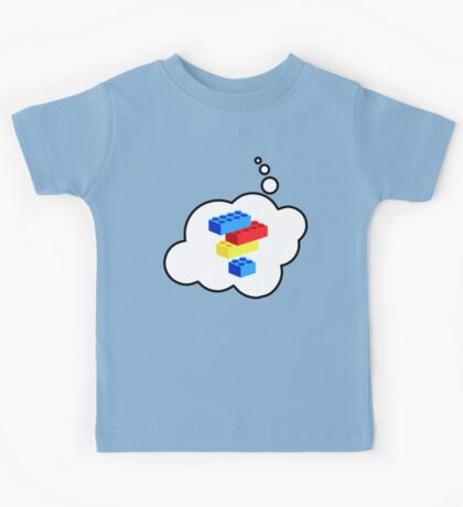 Bricks by Bubble-Tees.com Kids Tee