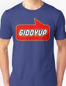 Giddyup, Bubble-Tees.com Unisex T-Shirt