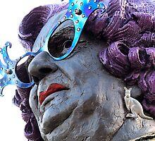 Dame Edna II by scarlettheartt