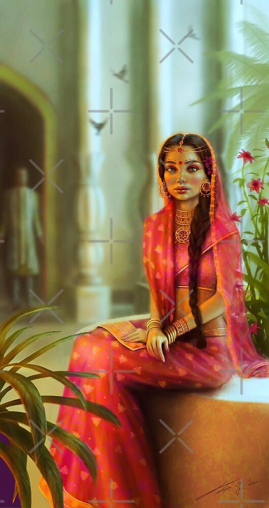 Akanksha by Tanya Wheeler Varga