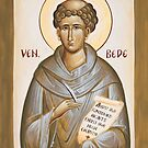 Venerable Bede by ikonographics