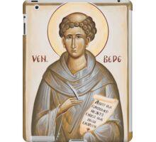 Venerable Bede iPad Case/Skin