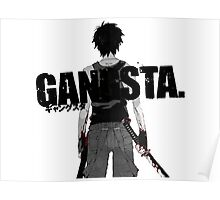 Nicolas brown - Gangsta Poster