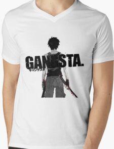 Nicolas brown - Gangsta Mens V-Neck T-Shirt