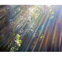 Crying Rays Photographic Print