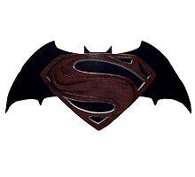 Batman vs Superman by Green-TShirts