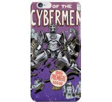 Rise of the Cybermen iPhone Case/Skin