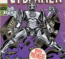Rise of the Cybermen by Albo1980