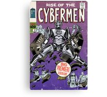 Rise of the Cybermen Canvas Print