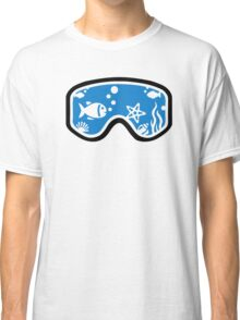Diving goggles Classic T-Shirt