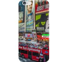 Times Square II iPhone Case/Skin