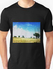 Landscape design Unisex T-Shirt