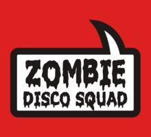 ZOMBIE DISCO SQUAD by Bubble-Tees.com One Piece - Long Sleeve