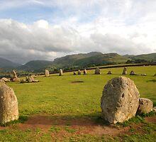 Castlerigg stone circle, Keswick by PyramidHill