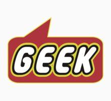 Geek, Bubble-Tees.com Kids Tee