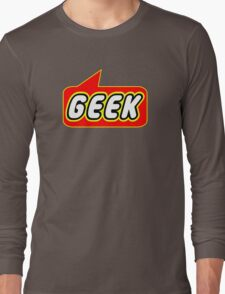 Geek, Bubble-Tees.com Long Sleeve T-Shirt