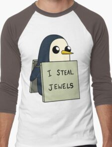 i steal joolz Men's Baseball ¾ T-Shirt
