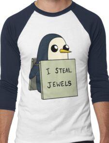 i steal joolz Men's Baseball ¾ T-Shirt