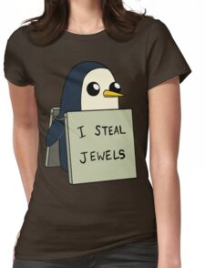 i steal joolz Womens Fitted T-Shirt